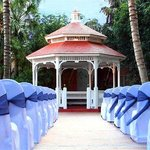 Outdoor Wedding Gazebo