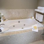  Queen Whirlpool Suite - Whirlpool Tub