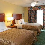  2 Queen Beds 1 Bedroom Suite Nonsmoking