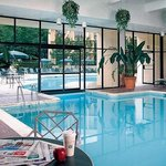  Indoor/ Outdoor Pool