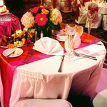 Wedding – Bride & Groom Table