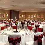Pentland Suite - Wedding Set Up