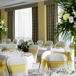  Applegarth Suite  Wedding Setup