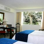 Double/Double Garden View Guest Room