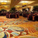 Grand Ballroom Social Set Up