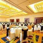 International Ballroom Wedding Reception