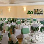 Chepstow Room - Wedding Setup