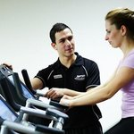 Fitness Centre - Upright Bike