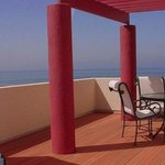  Ocean View Junior Suite Balcony