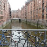  Fleet in der Speicherstadt