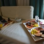 Breakfast in Bed !!