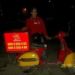 mcdonalds delivery boy!