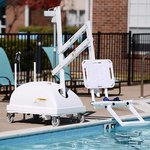 ADA Pool Chair Lift