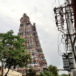  Temple Gopuram