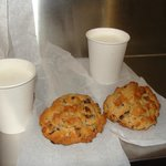  Un conseil: accompagner le cookie d&#39;un verre de lait pour pousser le tout