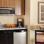 Guestroom Kitchenette