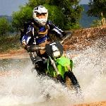 Adventure rider Asia