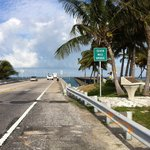 the new thrilling seven mile bridge