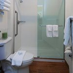  King Studio Suite Bathroom