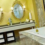  Monterey Suite Powder Room &amp; Soaking Tub