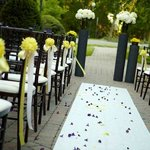  Carmel Patio  Wedding Style