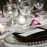 Social Event Place Setting