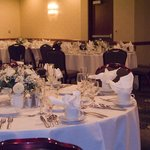 Perfect Banquet Rooms for group or intimate dinners