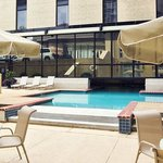 Crowne Plaza Clayton Outdoor Swimming Pool & Patio