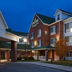  CountryInn&amp;Suites DuluthNorth ExteriorNight