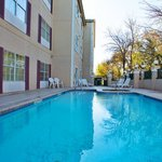  CountryInn&amp;Suites RoundRock  Pool