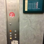  Elevator with missing card system