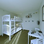 Family Suites kids have a separate room