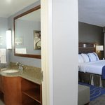  King Bed Rooms offer upscale comfort