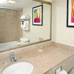 Fully renovated guest baths