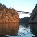 A National Historic Landmark Deception Pass State Park