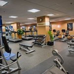 State-of-the-art Nautilus Fitness Room