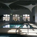  Relax at the end of the day in our sparking indoor swimming pool!