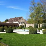 Relais &amp; Chateaux - Hostellerie de Levernois