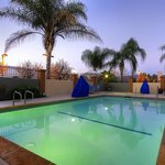Heated Swimming Pool with a scenic and relaxing environment