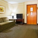 Holiday Inn Express Grand Rapids Airport Hotel - sofabed