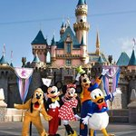 Disneyland Resort near Holiday Inn Ontario Airport