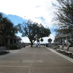entrance to Coligny Beach