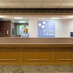  Colby Hotel Front Desk