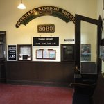 Ticket office at Buckfastleigh