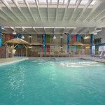  Indoor Pool Giant Water Slide