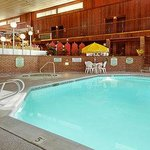  Guests love our heated indoor pool and hot tub whether they are looking to relax and just read a