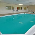 Enjoy a Refreshing Swim in our Heated Indoor Pool and Spa