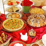 Full Buffet Breakfast included in rate