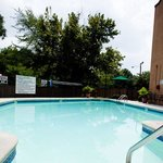  The Pool At Foundry Park Inn