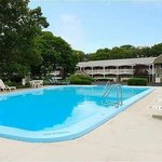  Outdoor Pool at Ocean Park Inn of Cape Cod.